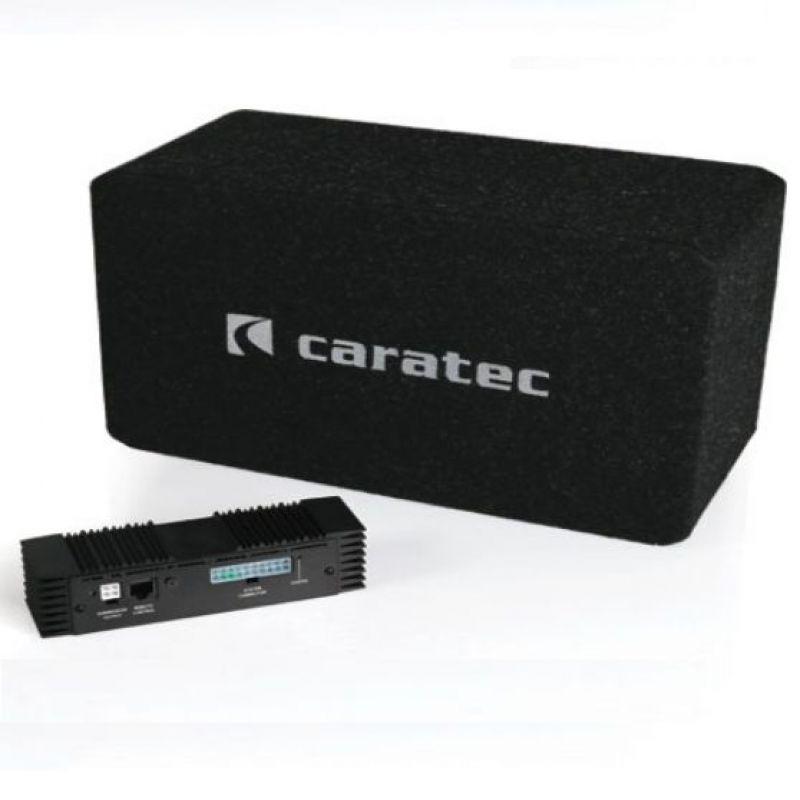 caratec audio cas203 soundsystem f r integrierte mit 16 cm. Black Bedroom Furniture Sets. Home Design Ideas
