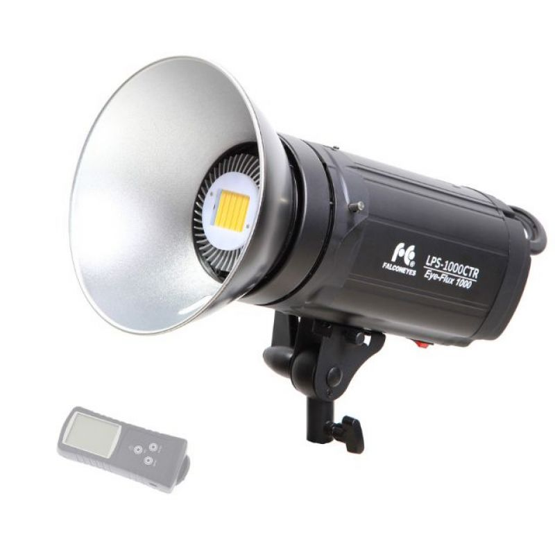 Falcon Eyes Bi-Color LED Lampe Dimmbar LPS-1000TD auf 230V