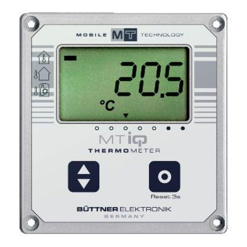 LCD-Thermometer S mit Schaltausgang