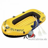 Boot-Set Olympic