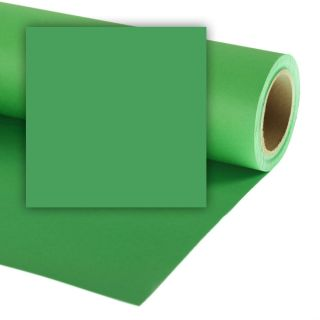 Colorama Hintergrundkarton 2,72 x 25 m - Chromagreen