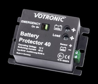 Votronic Battery Protector 40 / 24